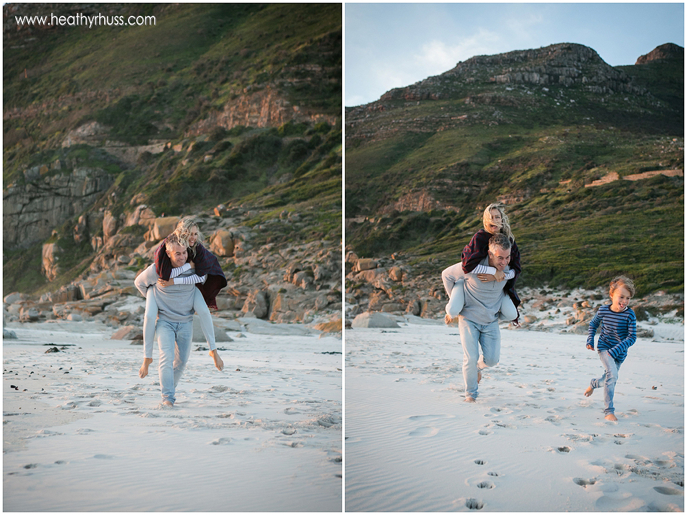 Family photographer | Noordhoek | Cape Town | Heathyr Huss | Butler Family